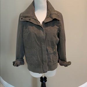 J.Crew Cotton Canvas Utility Jacket   2